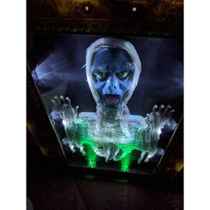 39″ Halloween magic mirror light sound large rare